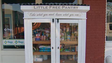 The Pantry Mckinney by Generosity Survivability In Mckinney S Free Pantry Khou
