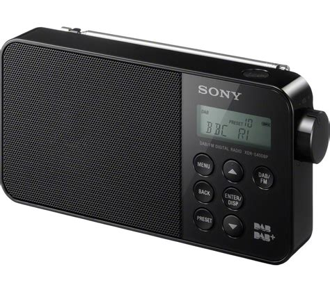 Sony Radio sony xdr s40 dab radio compare prices at foundem