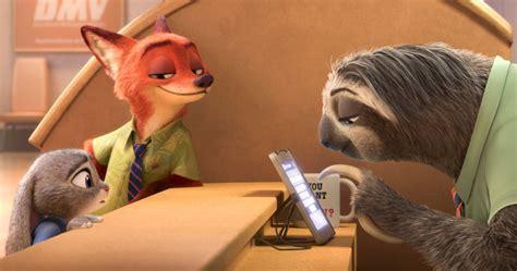 Film Kartun Hewan Terbaru | 17 karakter hewan lucu di zootopia