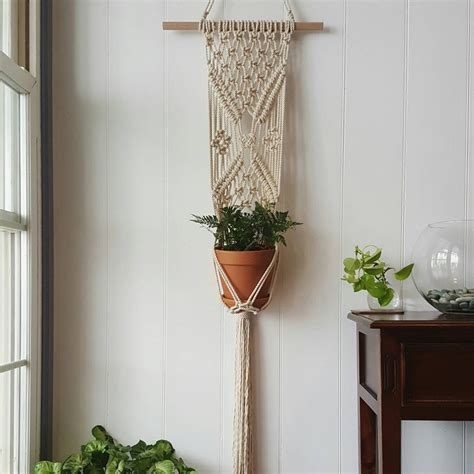 macrame decoracion macrame plant hanger macrame wall hanging deco