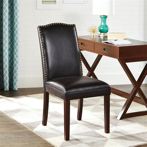 Cheap Tufted Dining Chairs Furniture Teal Parsons Chair Tufted Dining Room Chairs Cheap Parsons Chairs