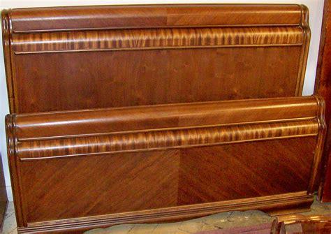 Dresser Bed Frame by Antique Furniture