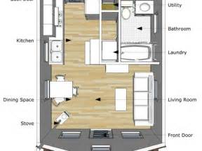 Tiny Cottage Floor Plans tiny cottage house plans tiny house floor plans 20 x 16 small houses