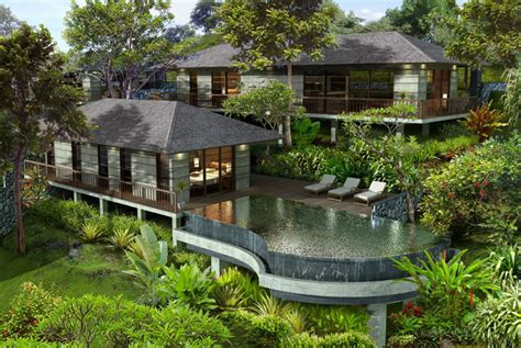 bali garden villas villa types and house models pictures