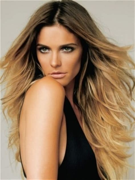 how to achieve dark roots hair style ombre hair trend dark roots light ends balayage