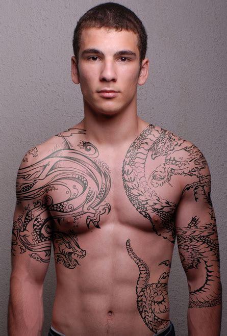 Cara Edit Foto Tato Tanpa Photoshop | tutorial cara membuat tato menggunakan photoshop