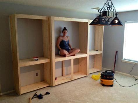 Domesticability: Media Room Progress  Media Cabinet Built