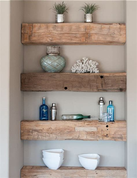 Bathroom Wall Shelves Wood 17 Easy Diy Shelving Ideas Cool Organization Decor Craft Project Holicoffee
