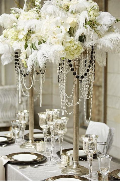 25 best ideas about roaring 20s wedding on 20s wedding great gatsby decorations