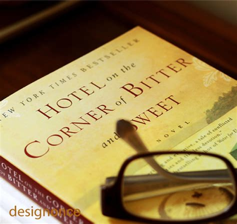 themes for the book hotel on the corner of bitter and sweet design once a humble collection of lifestyle and design