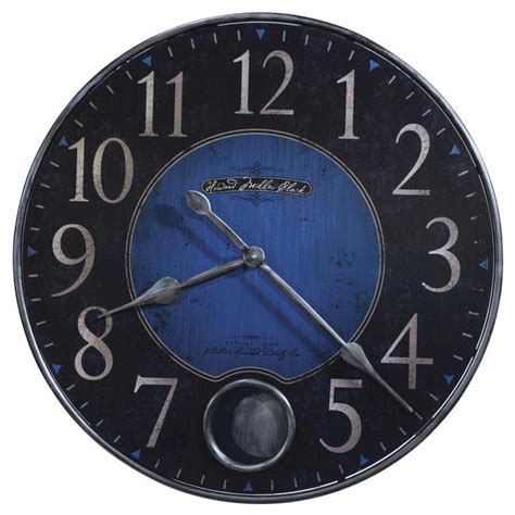 large wall clock howard miller harmon ii 625 568 large wall clock the