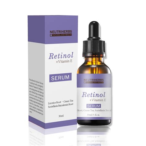Serum Shop neutriherbs retinol serum 30ml derma roller store