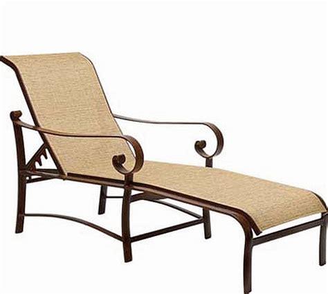 aluminium sling booth belden aluminum sling chaise lounge 62h470