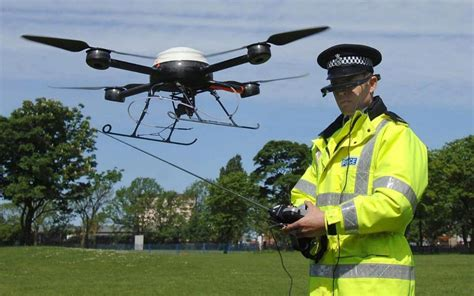 recruits drone manager to take of