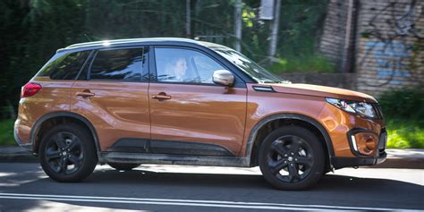 New Suzuki Grand Vitara Softened New Suzuki Grand Vitara Coming Photos 1 Of 5