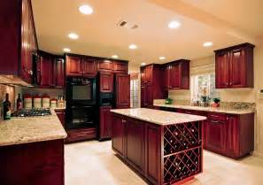 How To Polyurethane Kitchen Cabinets Kitchen Awesome Cherry Wood Kitchen Cabinets Home Depot