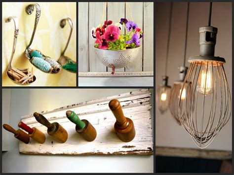 ideas  reuse  kitchen items recycled utensil