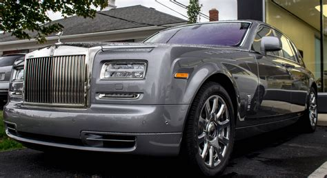 rolls royce phantom 2016 187 2016 rolls royce phantom only 300 miles sold