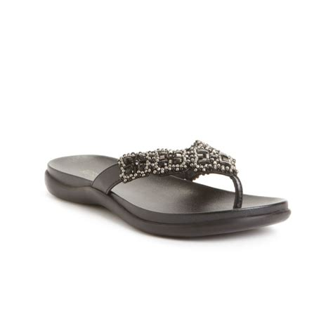 kenneth cole reaction sandals kenneth cole reaction glamathon sandals in black lyst