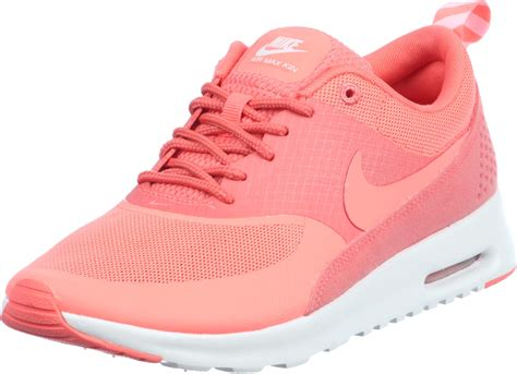 nike pink sneakers nike air max thea w shoes pink