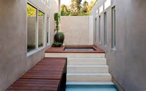 Zen House Stairs Design Blue Way Interior Pool Zen Interior Design Ideas