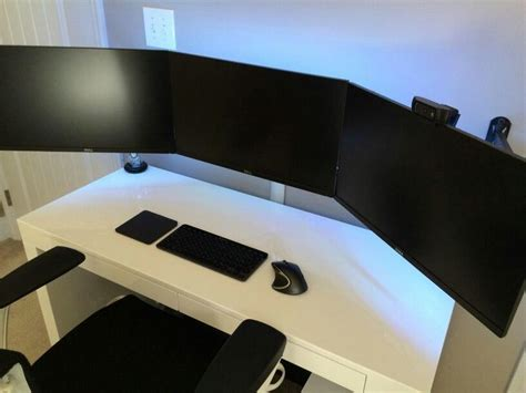 pc gaming desk reddit smooth as hell office war room pinterest smooth