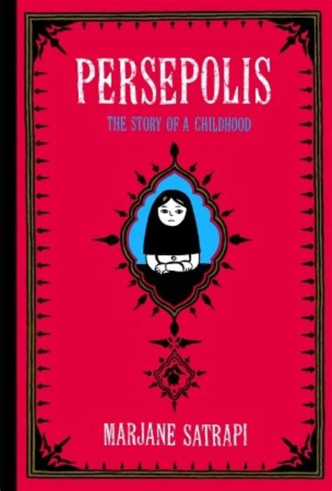 libro persepolis integrale marjane persepolis marjane satrapi drawn out the 50 best non superhero graphic novels rolling stone