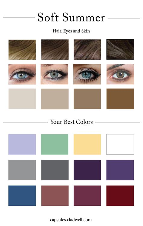 soft summer color palette how to create your personal color palette plus take our