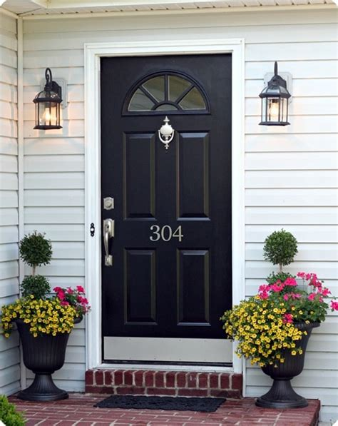 Black Exterior Door 301 Moved Permanently