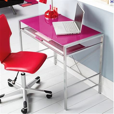 Pink Office Desk Furniture Neo Pink Computer Desk Furniture Auckland Buy Furniture