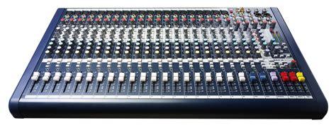 mfx soundcraft professional audio mixers