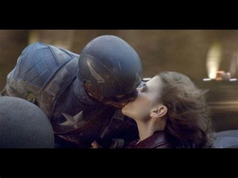 thor movie kiss scene the avengers captain fight scene youtube