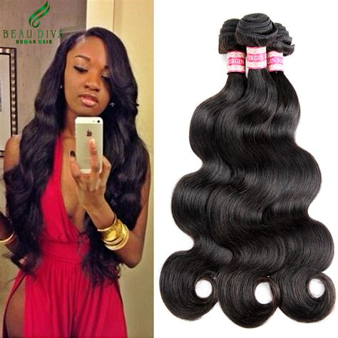 all on one weave hair styles malaysian virgin hair body wave 4 bundles deal malaysian