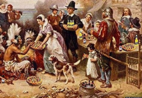 wann ist thanksgiving in amerika the thanksgiving myth not a bad start huffpost
