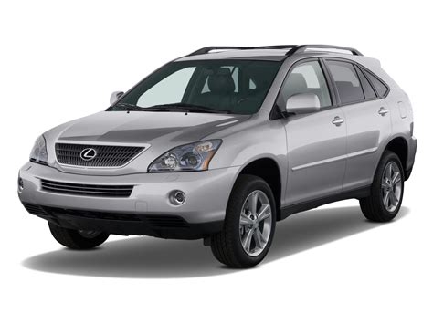 lexus truck 2008 2008 lexus rx350 reviews and rating motor trend