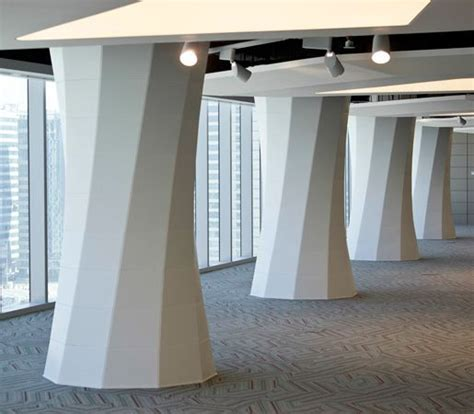 Interior Column Wraps by Column Wrap Seeyond Architectural Solutions Walls