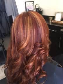auburn hair color on american best 25 auburn hair with highlights ideas on