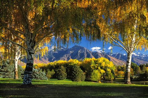 sugar house utah sugarhouse park salt lake city ut photograph by utah images