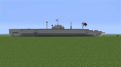 german wwi u 9 u boat minecraft project - Minecraft Ww1 Boat