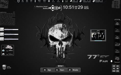 download themes for windows 7 skull windows 7 black skull by andyc2908 on deviantart