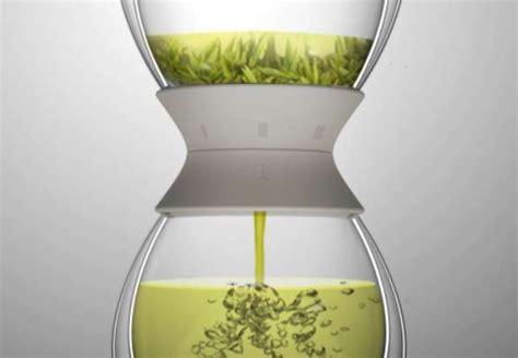 Poetic Hourglass Infusers : Tea Time Tea Maker