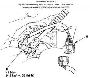 honda accord o2 sensor location get free image about
