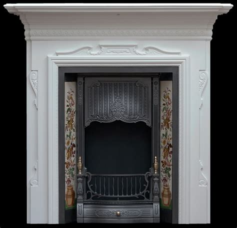 Grate Fireplace Shop by Large Tiled Combination Grate