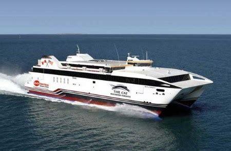 fastest catamaran ferry fast ferry firm on verge of catamaran deal