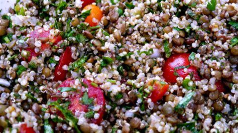 come cucinare le lenticchie con il bimby insalata fredda di quinoa e lenticchie ricette bimby