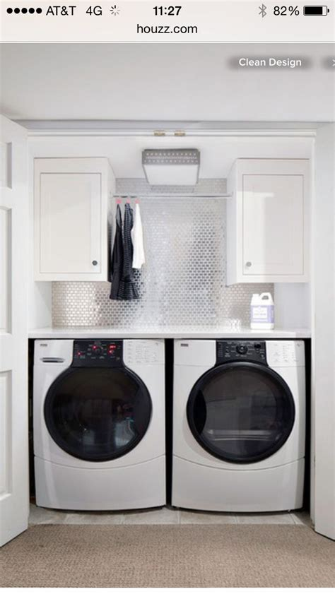 17 Best Images About Laundry On Pinterest Wall Mount Cool Laundry