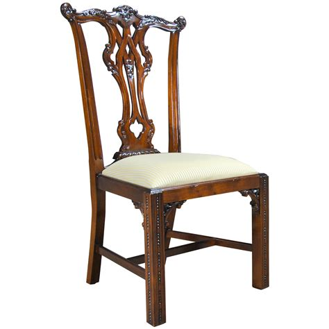 chippendale side chair ndrsc012