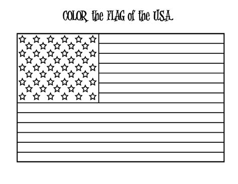 free printable us state flags original american flag coloring page coloring home