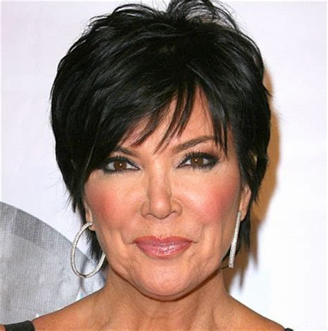 kris jenner hairstyles front and back kris jenner haircut pictures hairstyles