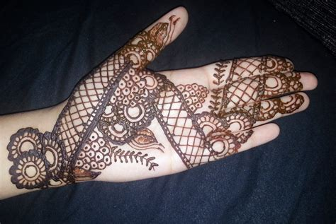 how to design a simple indian engagement mehndi 12 steps simple bridal henna easy full hand indian mehendi design